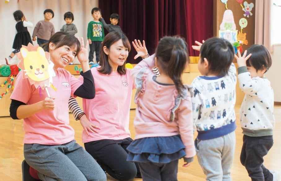 伊敷幼稚園メイン
